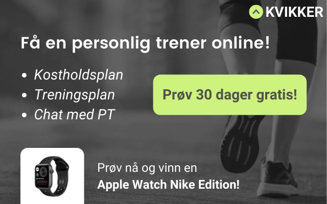 Prøv Gratis og Vinn Apple watch
